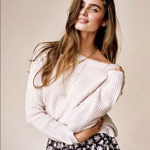 Urban Outfitters Silence + Noise Crop Sweater